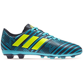 Zapatos Zapatillas bajas adidas Performance Nemeziz 17.4 FxG Niño Legend ink-Solar yellow-Energy blue