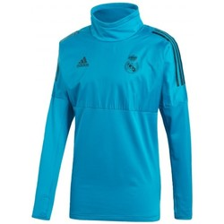 textil Polaire adidas Performance Real Madird HYB Top 2017-2018 Turquoise