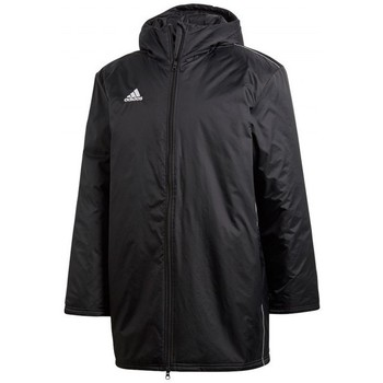 textil Hombre Cortaviento adidas Originals Core 18 Stadium Black-White