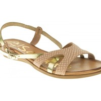 Zapatos Mujer Sandalias Oh My Sandals 3617 marron