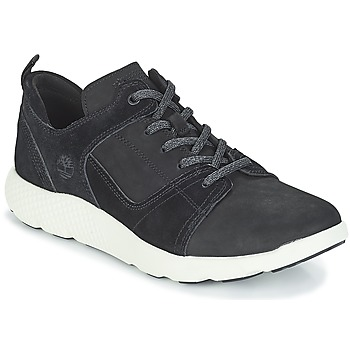 Zapatos Hombre Zapatillas altas Timberland FlyRoam Leather Oxford Negro