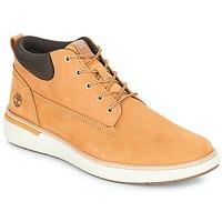 Zapatos Hombre Zapatillas altas Timberland Cross Mark PT Chukka Trigo