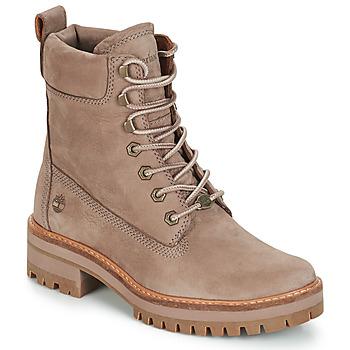 Zapatos Mujer Botas de caña baja Timberland Courmayeur Valley YBoot Topotea