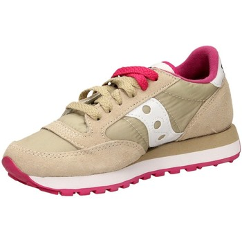 Zapatos Mujer Running / trail Saucony JAZZ O Beige