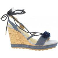 Zapatos Mujer Sandalias Maria Mare 66792 Azul