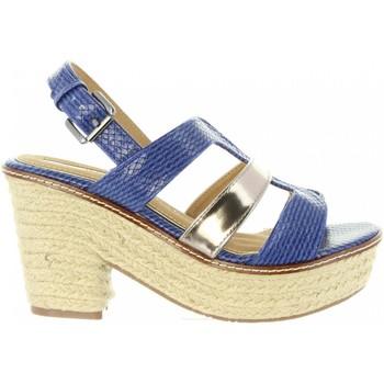 Zapatos Mujer Sandalias Maria Mare 66691 Azul