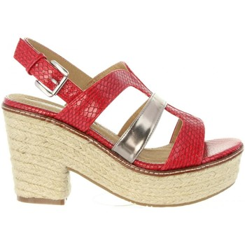Zapatos Mujer Sandalias Maria Mare 66691 Rojo