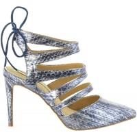 Zapatos Mujer Sandalias Maria Mare 66631 Azul