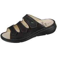 Zapatos Mujer Zuecos (Mules) Finn Comfort Kailua Waving Negros