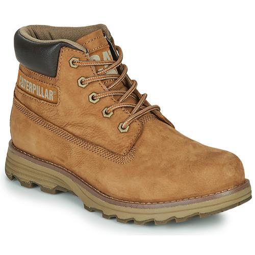 Zapatos Hombre Botas de caña baja Caterpillar FOUNDER Marrón