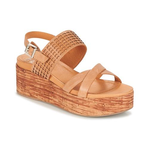 Zapatos Mujer Sandalias Un Matin d'Ete DAO Marrón