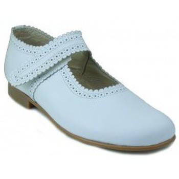 Zapatos Niña Zapatillas bajas Rizitos MERCEDES BLANCO