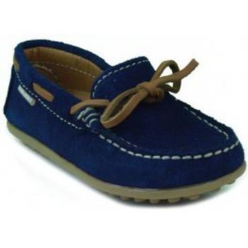 Zapatos Niño Zapatillas bajas Pablosky SERRAJE LAGO AZUL