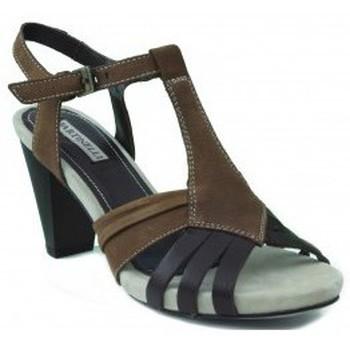 Zapatos Mujer Sandalias Martinelli  MARRON