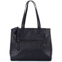 Bolsos Mujer Bolso shopping Piquadro SHOPPING BAG NERO Nero