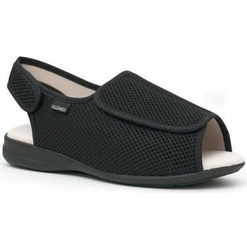 Zapatos Zuecos (Mules) Calzamedi S NEGRO