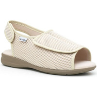 Zapatos Mujer Pantuflas Calzamedi S BEIGE