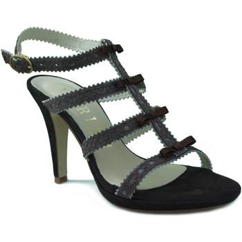 Zapatos Mujer Sandalias Marian FIESTA MARRON
