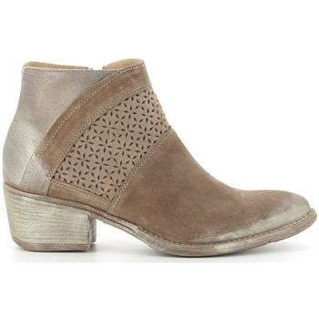 Zapatos Mujer Botines Myers 181K2410 Beige