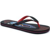 Zapatos Hombre Chanclas MTNG MUSTANG CHANCLAS PLAYA NEGRO