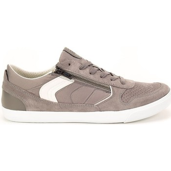 Zapatos Hombre Zapatillas bajas Geox Box Gris
