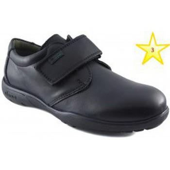 Zapatos Niño Derbie Gorila S S COLEGIAL RESISTENTE NEGRO