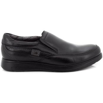 Zapatos Hombre Mocasín Fluchos F0051-MASA Negro