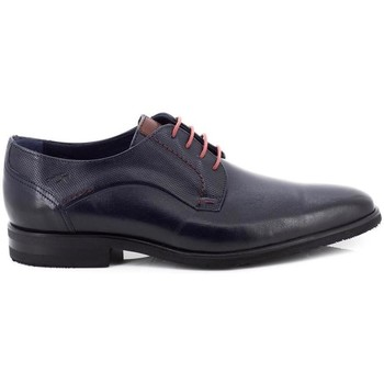 Zapatos Hombre Richelieu Fluchos F0136_MEPM Azul