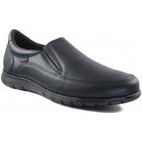 Zapatos Hombre Mocasín CallagHan MOCASINES GRASO SUN EXTRALIGHT M NEGRO