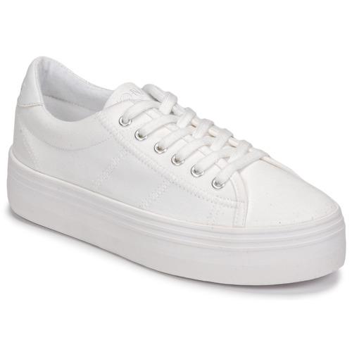 Zapatos promocionales No Name PLATO SNEAKER Blanco  Venta de liquidación de temporada