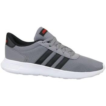 Zapatos Hombre Zapatillas bajas adidas Originals Lite Racer K Gris