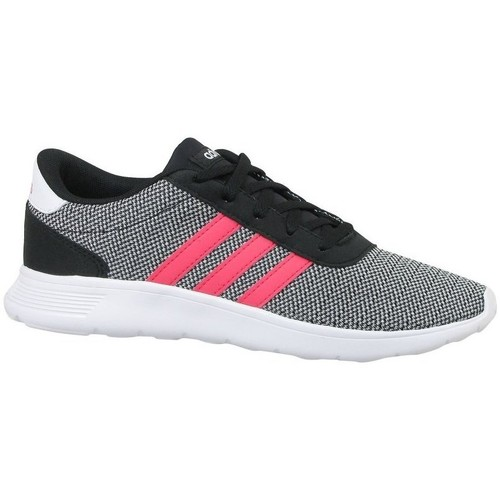 adidas Originals Lite Racer K Gris - Zapatos Derbie-et-Richelieu