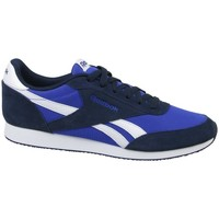 Zapatos Hombre Zapatillas bajas Reebok Sport Royal CL Jogger 2 Negros, Azul