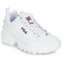 Zapatos Hombre Zapatillas bajas Fila DISRUPTOR LOW Blanco
