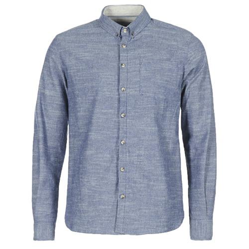 Casual Attitude IPODRUM Azul - Envío gratis | ! - textil camisas manga larga Hombre