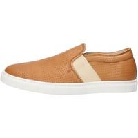 Zapatos Mujer Slip on K852 & Son slip on cuoio cuero AG953 marrón