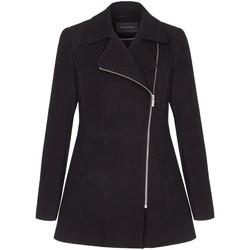 textil Mujer Abrigos Anastasia Chaqueta corta de invierno con cremallera Black