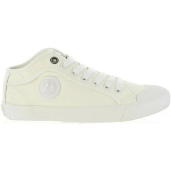 Zapatos Niños Zapatillas bajas Pepe jeans PBS30299 INDUSTRY Blanco