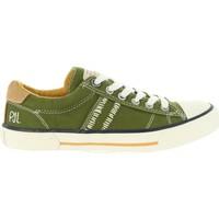 Zapatos Niños Zapatillas bajas Pepe jeans PBS30282 SERTHI Verde