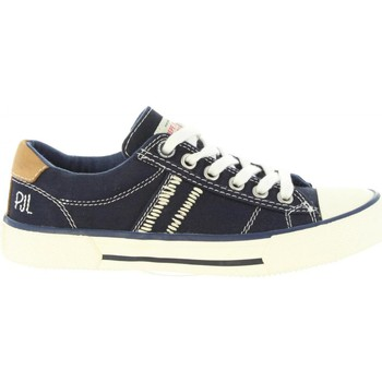 Zapatos Niños Zapatillas bajas Pepe jeans PBS30282 SERTHI Azul