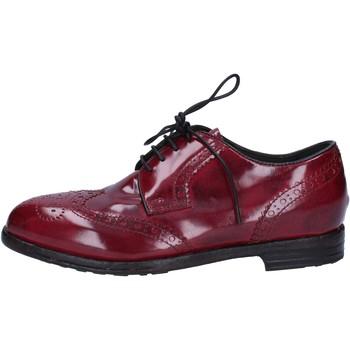 Zapatos Mujer Derbie & Richelieu Moma AC304 rojo