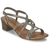 Zapatos Mujer Sandalias Lola Espeleta GUITARE Gris