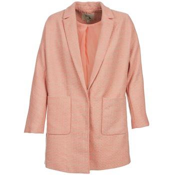 textil Mujer Abrigos Yumi AEKA Rosa