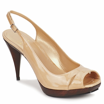 Zapatos Mujer Sandalias Stuart Weitzman ARAGON Beige