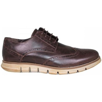 Zapatos Hombre Derbie Much More 28007 marron marron