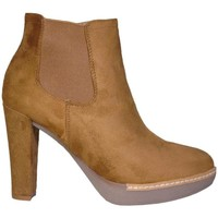 Zapatos Mujer Botines Lolablue 36d871 Bronce camel camel
