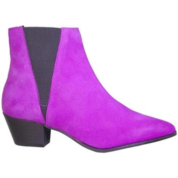 Zapatos Mujer Botines Up To You 5194 Fucsia fuxia fuxia