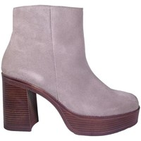 Zapatos Mujer Botines Up To You 4546 Dillinger Chaira gris gris