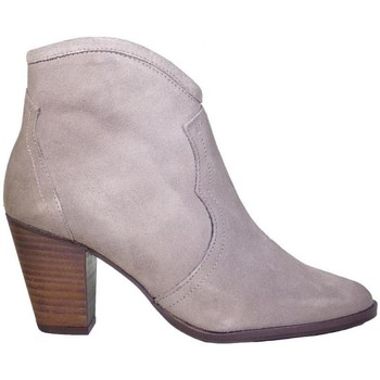Zapatos Mujer Botines Up To You 4852 Chaira gris gris