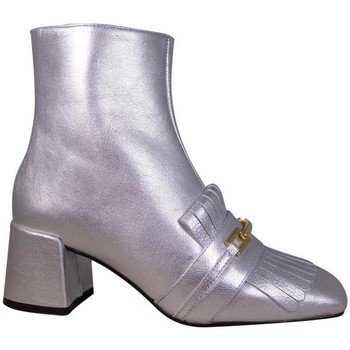 Zapatos Mujer Botines Up To You 4633 Plata plata plata